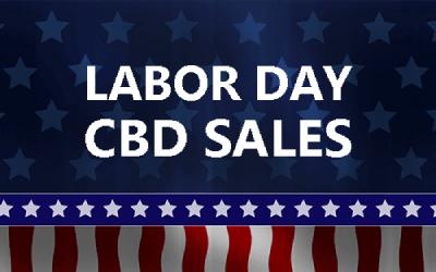 13 Best CBD Labor Day Sale & Offers 2020