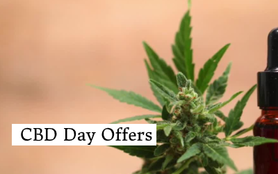 Save Massive This National CBD Day in 2020
