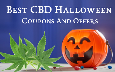 Best CBD Halloween Coupons And Offers 2020