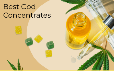 The 10 Best Cbd Concentrates In The Market