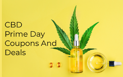 Best CBD Prime Day Coupons And Deals 2020