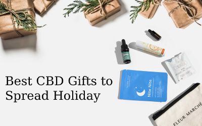 The Best CBD Gifts to Spread Holiday Chill