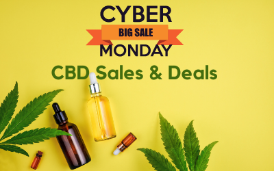 Cyber Monday CBD Sales & Coupon Codes 2020