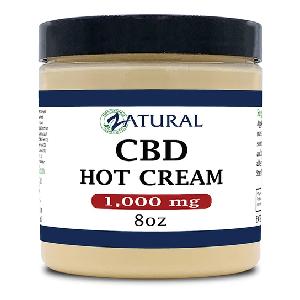 CBD Hot Cream