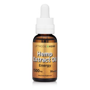 Energy CBD Oil with Terpenes & Vitamin B-12