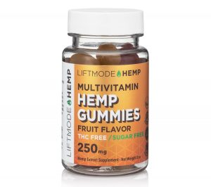 Multivitamin CBD Gummies - Sugar Free