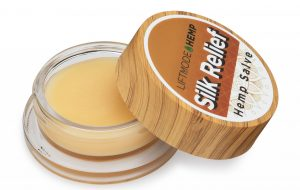 Silk Relief - CBD Hemp Salve 15mL (500 mg)