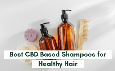 4 Best CBD Based Shampoos for Healthy Hair