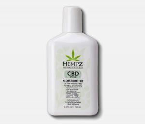 Shampooing à base de plantes ultra-hydratant CBD Moisture Hit